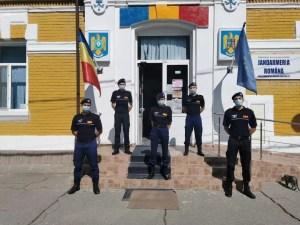 Studenți ai Academiei de Poliție București, în practică și la IJJ Olt