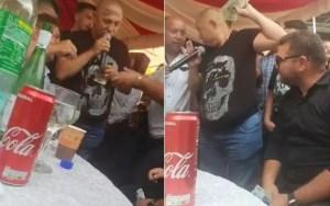 Polițiștii au ''descins'' la o nuntă din Potcoava