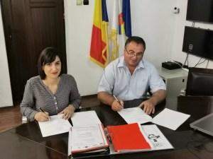 Primăria Drăgănești-Olt primește bani de la MLPDA