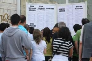 Absolvenții de liceu, așteptați să devină șomeri
