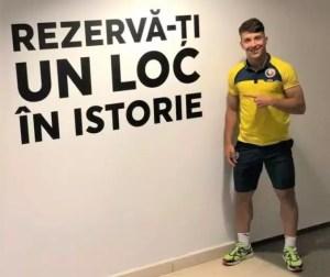Fotbalistul Andrei Iana va evolua în tricoul formației CSM Slatina