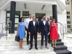 Marius Oprescu (PSD) și-a depus candidatura la președinția CJ Olt