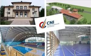 3 săli de sport vor fi construite în Olt cu bani de la CNI