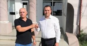 Transfer PNL-PSD la Piatra Olt