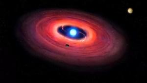 Astronomii au descoperit o planetă gigant care orbitează în jurul unei stele moarte