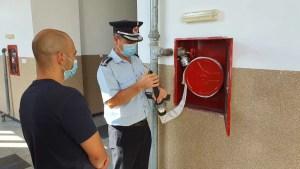 Școlile din Olt, verificate de pompieri