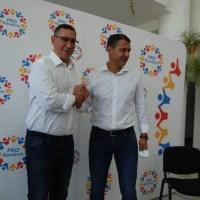 Ponta în turneu electoral în Slatina
