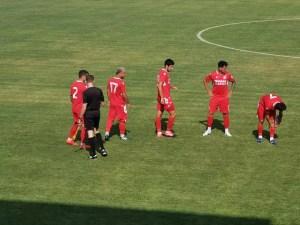 Fotbal: CSM Slatina va primi vizita formației Ripensia Timişoara, sâmbătă