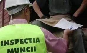 O companie de curierat la care munceau 45 de persoane fără forme legale a fost sancţionată cu 300.000 de lei de inspectorii ITM