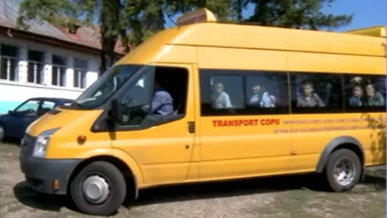 microbuze scoala