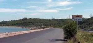 Încep lucrările la a două parte a drumului de pe barajul Slătioara