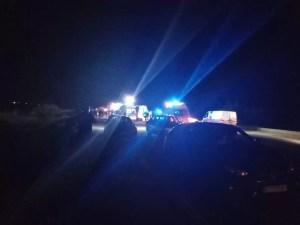 Accident mortal în zona Podului Olt