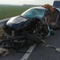 Accident rutier pe centura Caracalului