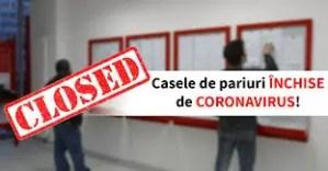 În Olt se închid școli, restaurante, teatre și agențiile de pariuri