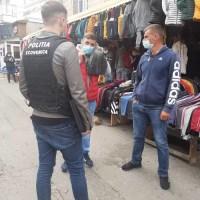 Noi măsuri restrictive în Dăneasa, Teslui și Dobrosloveni