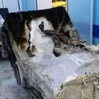 Incendiu la Secția de Psihiatrie a Spitalului Județean din SLATINA