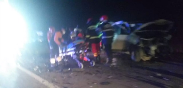 accident-1024x498 Accident grav cu 3 mașini implicate