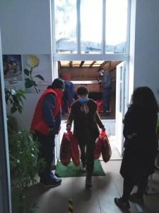 Daruri pentru copiii din Brâncoveni