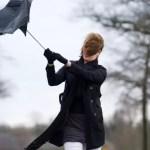 Oltenia, vânt puternic şi ninsori viscolite
