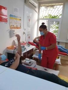 Putem dona sânge și după vaccinarea anti-COVID