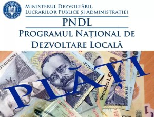 20 de primării din Olt au primit bani de la MDLPA