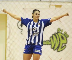 Handbalista Lorena Ostase va continua la CSM Slatina