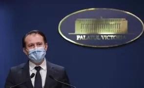 Florin Cîţu se vaccinează astăzi cu doza de rapel împotriva COVID-19