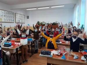 O nouă campanie Colgate în școlile din Olt