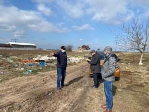În Caracal a fost demarată Campania de curățenie de primăvară