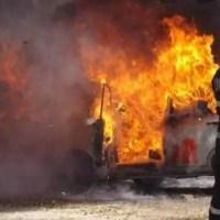 Incendiu violent la o fabrică de mobilă
