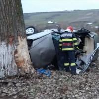 Accident grav: șase persoane sunt rănite, după ce două mașini s-au ciocnit