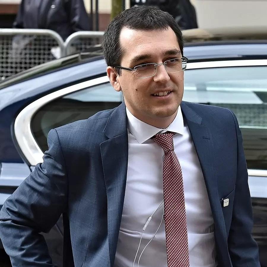 Vlad voiculescu fost ministru