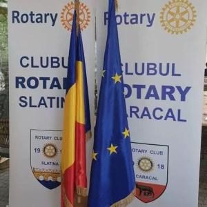 """""""Ajuta-l pe Iepuraș să împartă zâmbete de Paste""""- o campanie a Clubului Rotary Caracal"""