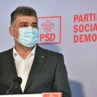 Marcel Ciolacu anunță propunerea de premier a PSD, dacă va trece moțiunea de cenzură