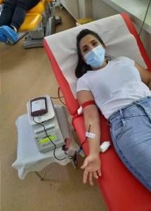 TSD Scornicești a donat sânge