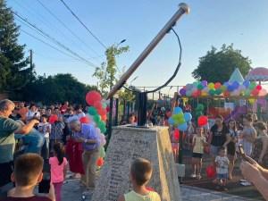 Caracal: Un nou loc de joacă a fost inaugurat