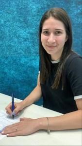 Handbalista Cristina Crețu a semnat cu CSM Slatina