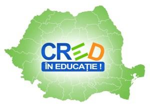 """Proiectul """"Curriculum Relevant, Educație Deschisă pentru toți"""" - CRED lansează, la nivel național, seria de 90 de evenimente """"Atelierele CRED - Bune practici în educație"""""""