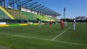 Fotbal: CSM Slatina, şapte meciuri de pregătire
