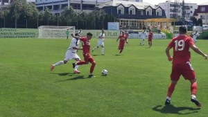 Fotbal: CS Mioveni-CSM Slatina 3-2 (0-1)