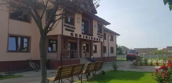 Orașul de la țară Grojdibodu