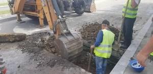 CAO a finalizat lucrările pe strada Vintilă Vodă