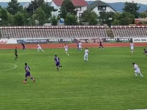 CSM Slatina s-a impus în fața celor de la FC Argeș