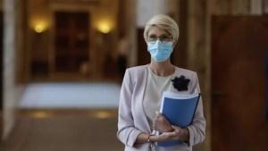 Ministrul Muncii, Raluca Turcan, vine la Slatina