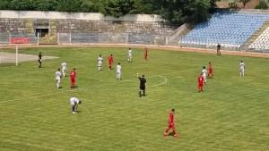 Fotbal: CSM Slatina-Unirea Bascov 2-2