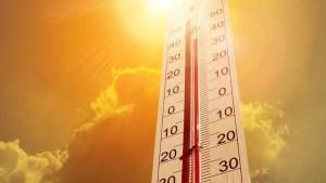 Olt: 3 zile cu temperaturi caniculare