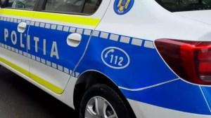 Accident produs de un bărbat beat, care nu avea permis și furase mașina. Un șofer a ajuns la spital