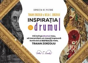 Slatina: expoziție de pictură în memoria  artistului Traian Zorzoliu