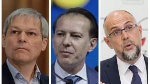 Eșec al negocierilor dintre Cioloș, Cîțu și Kelemen. Cîțu: Responsabilitatea este a coaliției USR-AUR-PSD