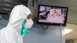 Pentru prima dată de la începutul pandemiei, la Terapie Intensivă nu mai este niciun pat liber